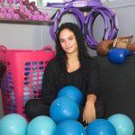 Start Kinderballet bij Sporting de Rijp met jonge showdanseres