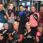 Lekker boksen met Sergio, krachtig en gezellig